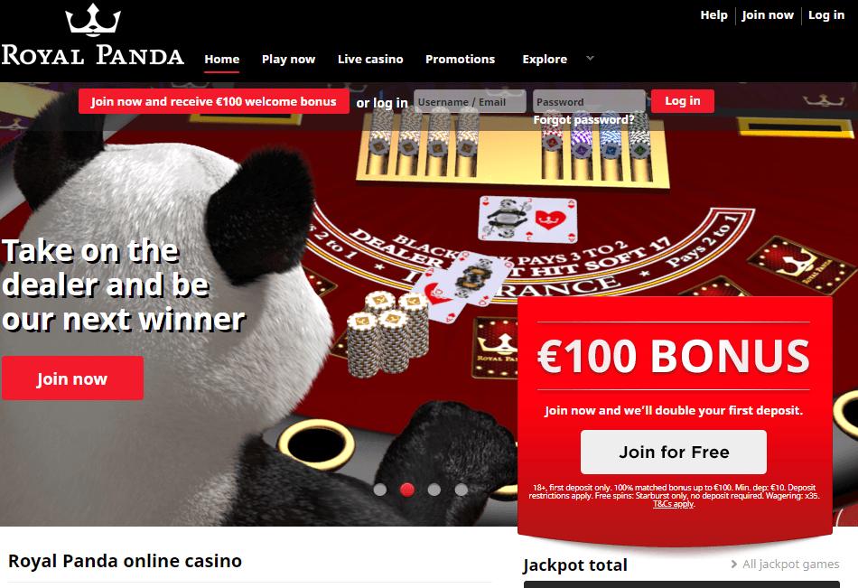 Royal Panda Website Review
