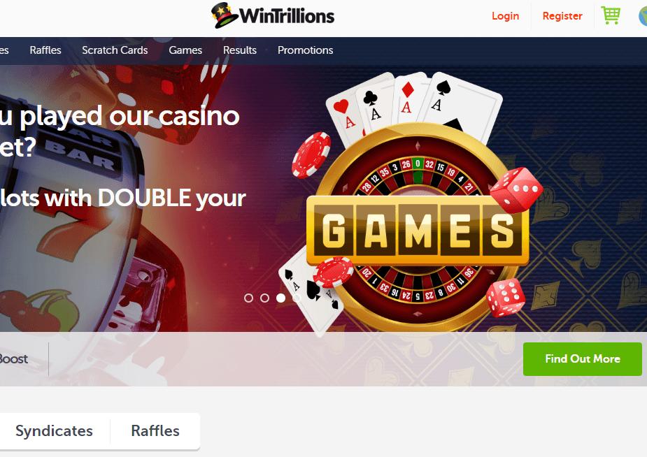WinTrillions.com Website Review