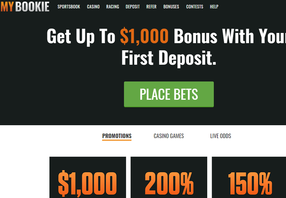 mybookie.ag website review