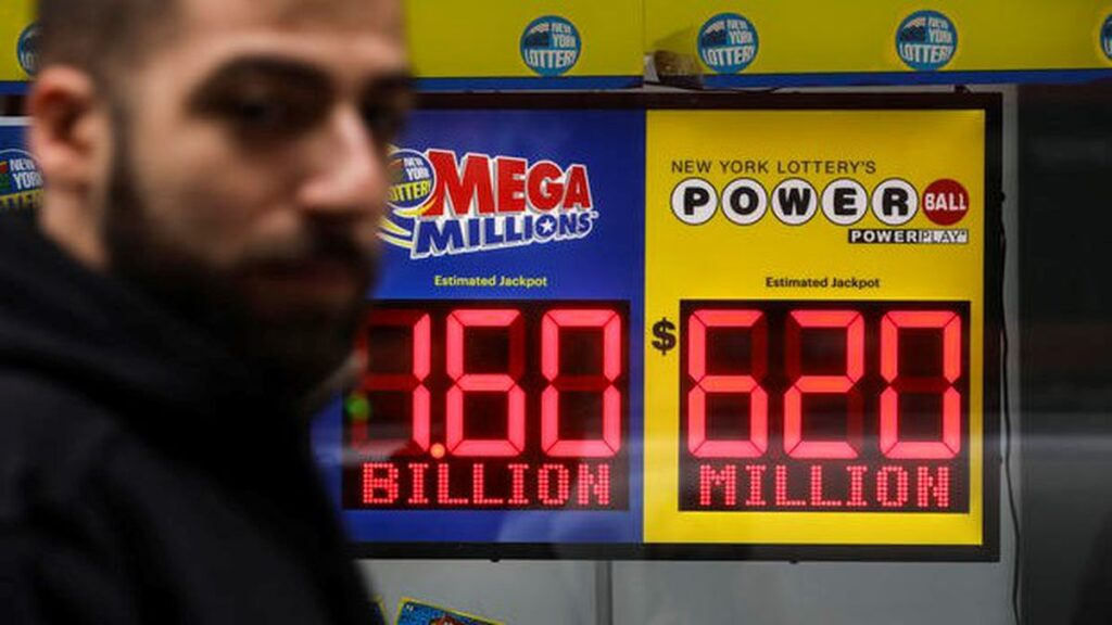 Playing Mega Millions and Powerball