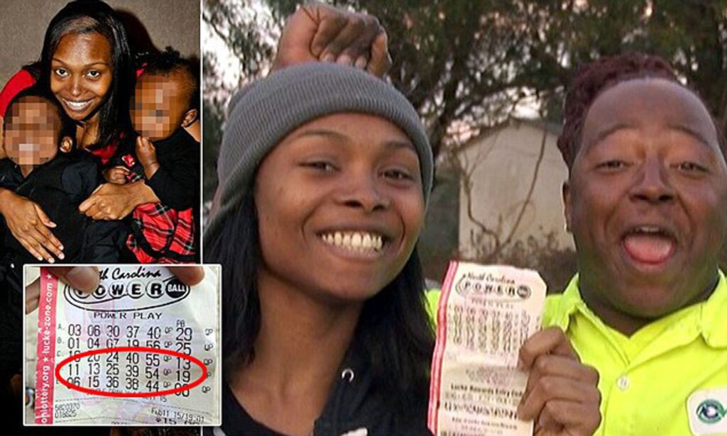 Marie Holmes, a single mother of four from small-town North Carolina, the lottery changed everything. Powerball Lottery Jackpot Records