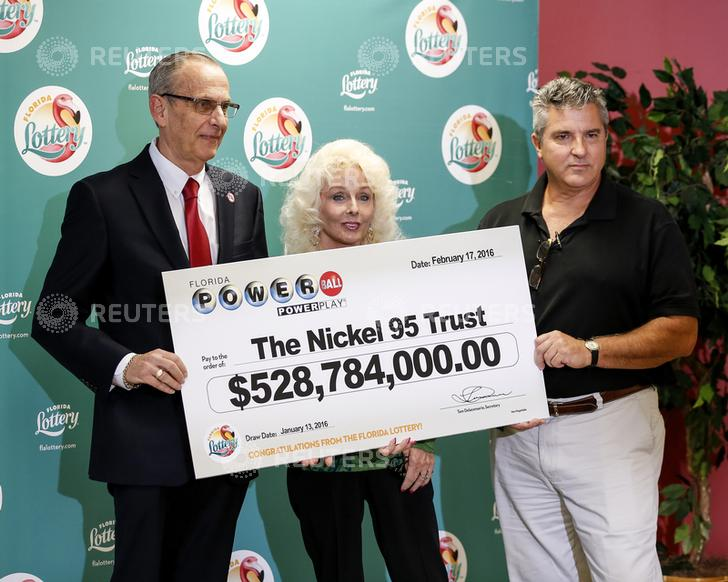 The Nickel 95 Trust, who were employed by their trustee, Maureen Smith, 70, of Melbourne Beach, Florida.