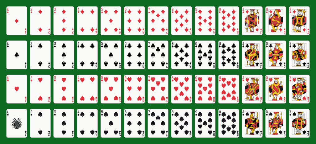 What are Strong and Weak Cards in Online Blackjack