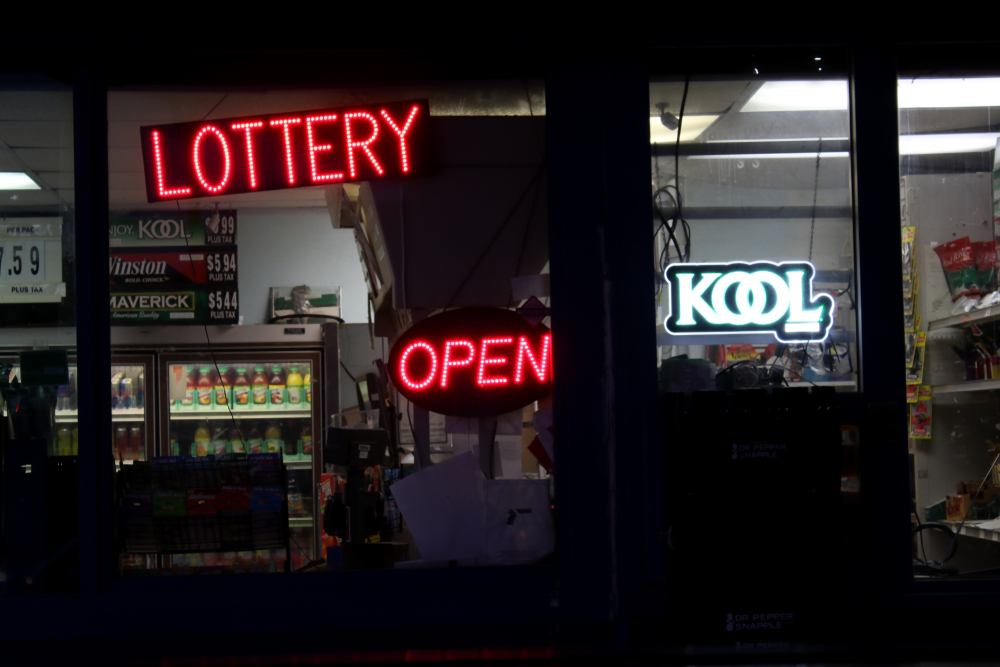 Get to Know Your Store Do not Fall for scratch Off Lottery Tickets