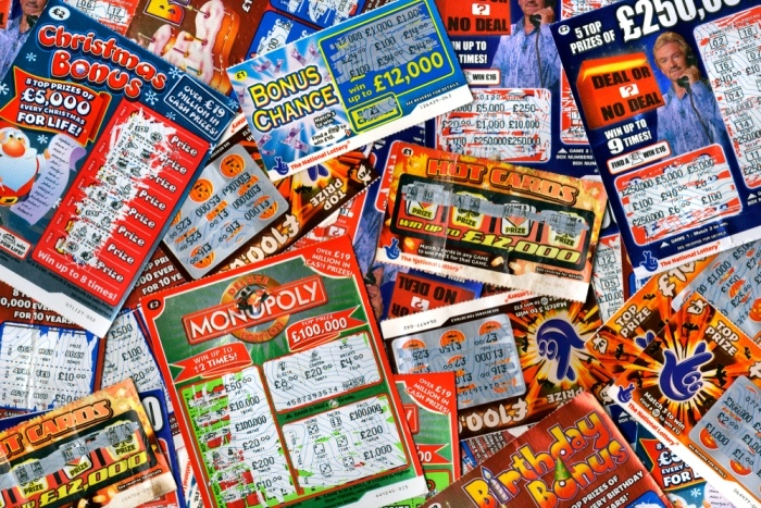 Singleton Method lottery ticket