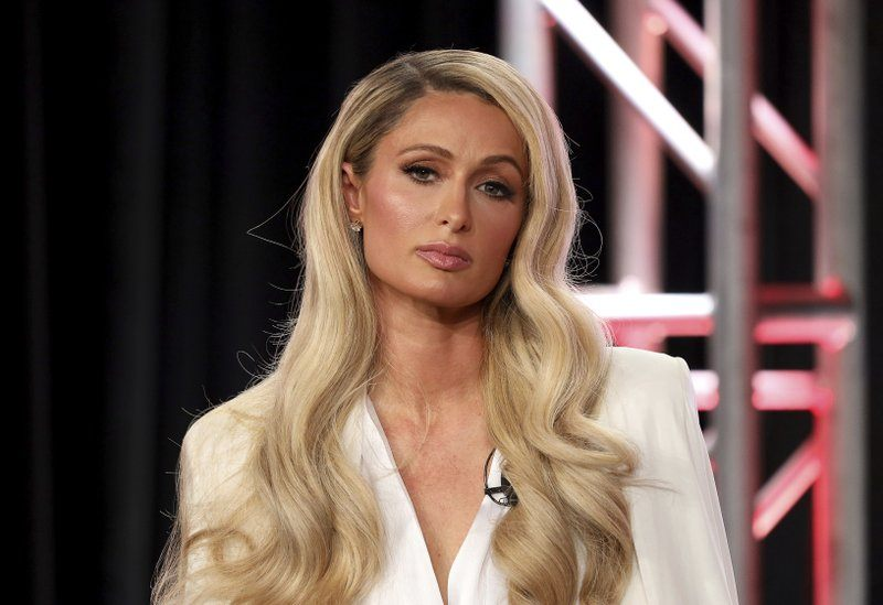 Paris Hilton banned from gambling in casino blackjack