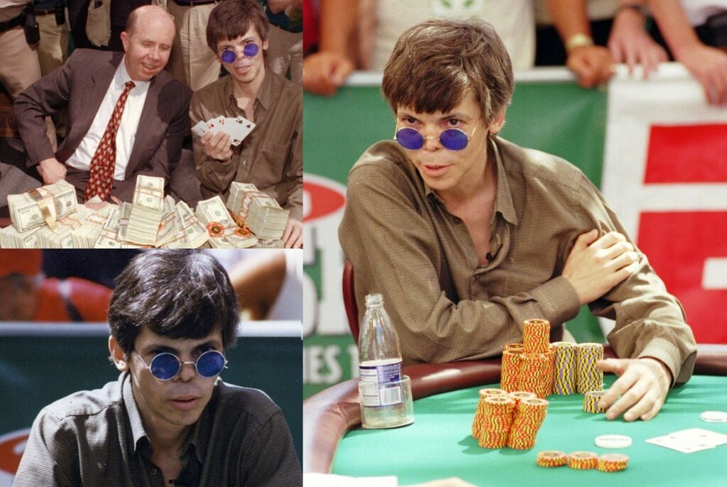 Stu Ungar banned from gambling in casino